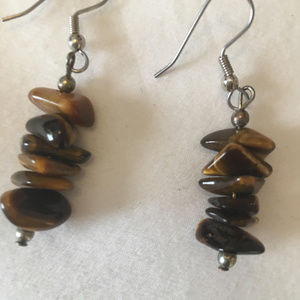 Jewelry - Tiger eye Earrings
